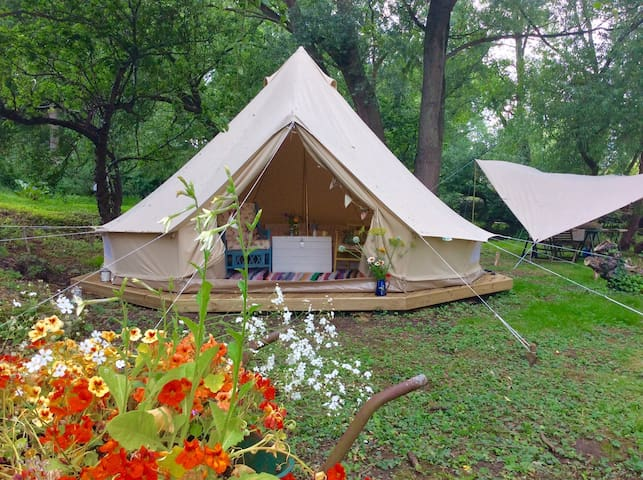 Secluded glamping in Woodbridge - Woodbridge - Namiot