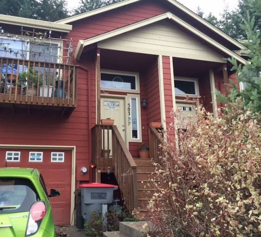 Classy townhome close to downtown. - McMinnville - Townhouse