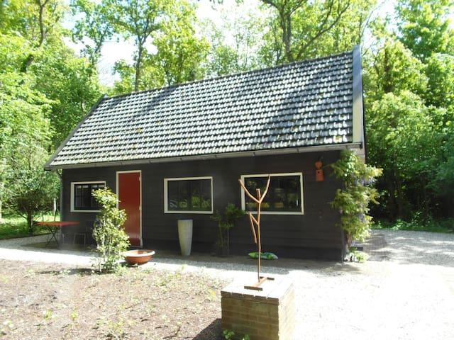 Heerlijk vrijstaand duinhuisje - Overveen - Casa de campo