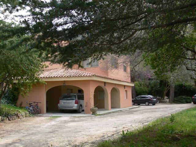 Casa en montañas con jardin grande - Ontinyent - Maison
