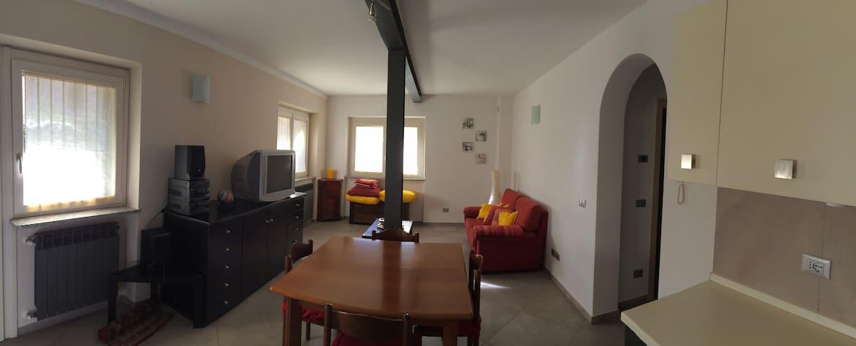Appartamento indipendente - Malonno