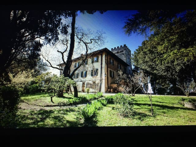 WATCHTOWER small castle by Florence - Bagno a Ripoli - Apartament