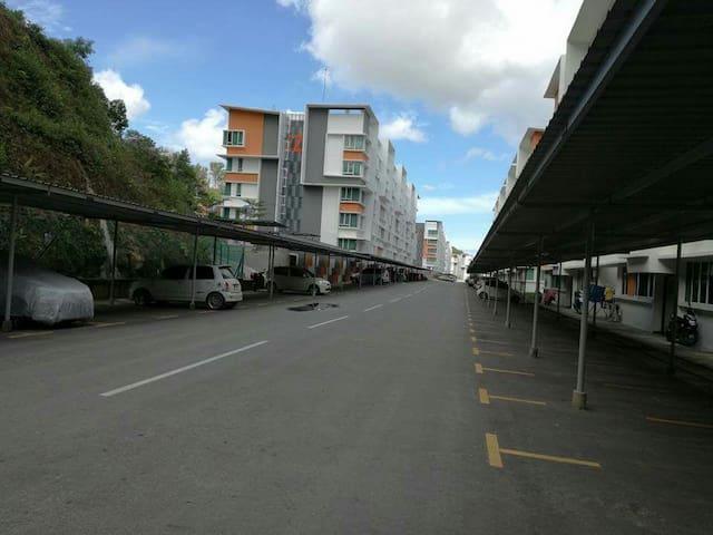 Entire Place in Kota Kinabalu - Telipok - Byt