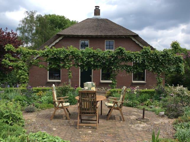 Prinses in Drenthe - Koekange - 一軒家
