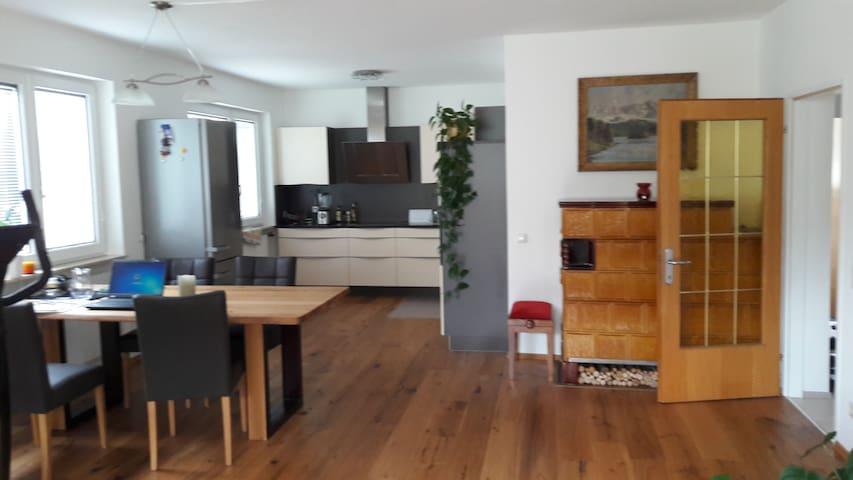 Moderne Wohnung direkt in Lienz mit großem Balkon - Lienz - Condomínio