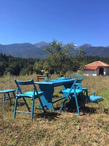 Charming Mountain Chalet near Bansko for 3 people - Разлог - Вилла