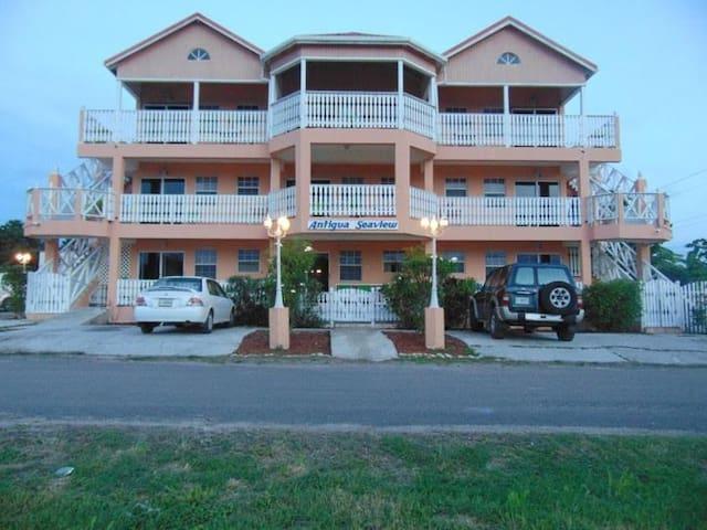 Antigua Seaview - Hibiscus 1 - St. John's - Departamento