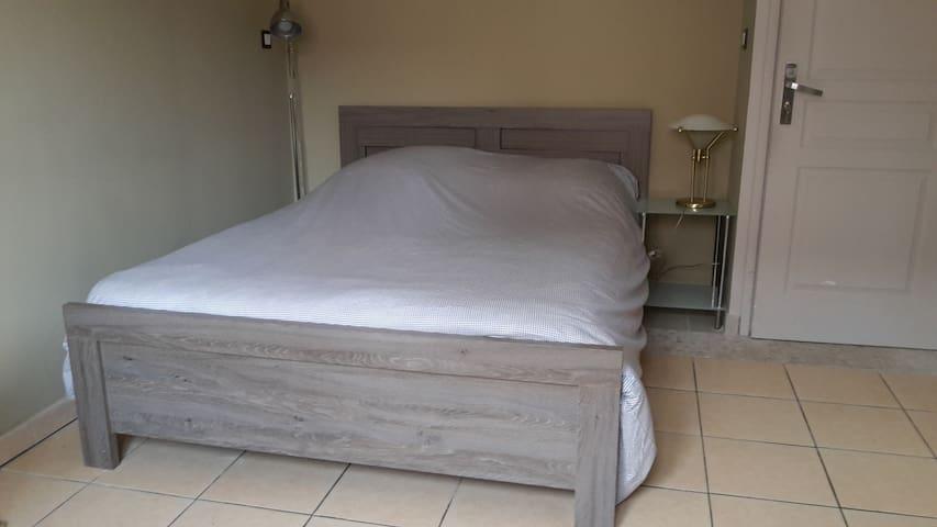 Sérénité et partage dans une maison,chambre privée - Portet-sur-Garonne - Huis