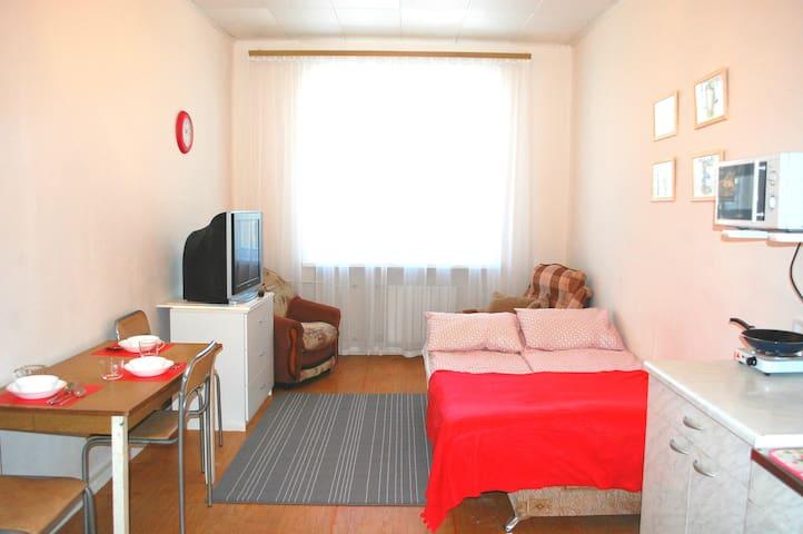 Уютная комната недалеко от центра - Jekaterinburg