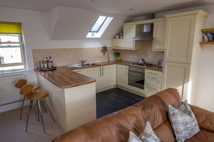 Contemporary Two-Bed Apartment in Wolsingham - Wolsingham - Appartement