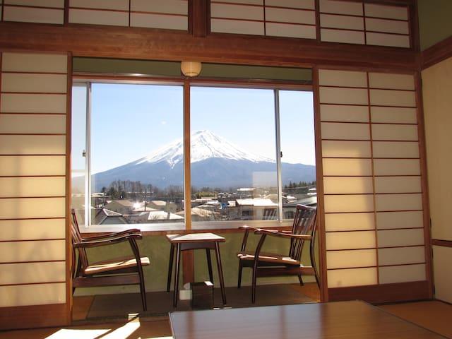 Fuji Japanese style room 1 - Fujikawaguchiko