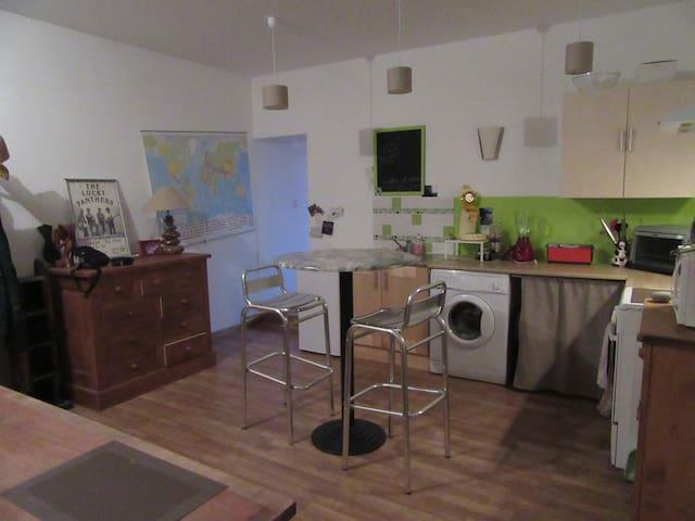 Appartement centre Fougeres . - Fougères - Appartement