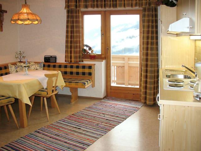 Apartment Haus Christof in Wildschönau - Wildschönau - Apartamento