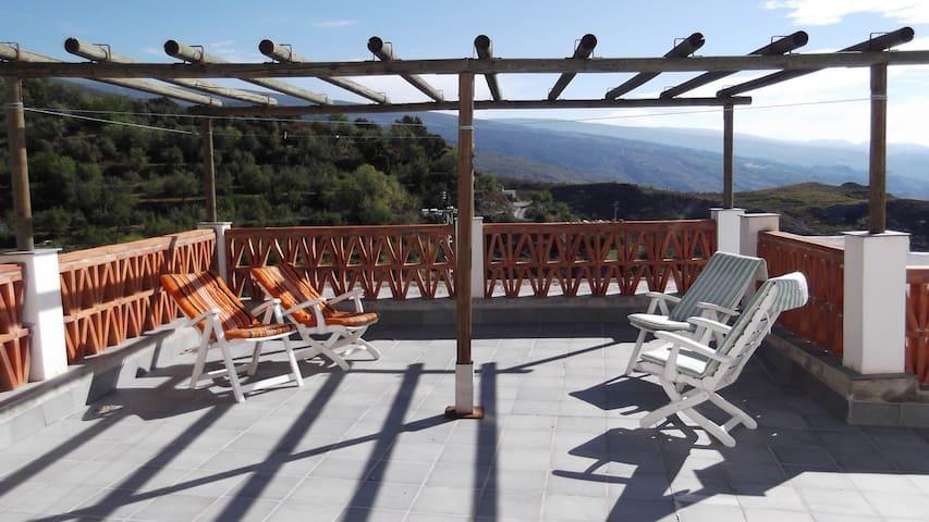 Typical villagehouse Alpujarras - Yegen - Ev