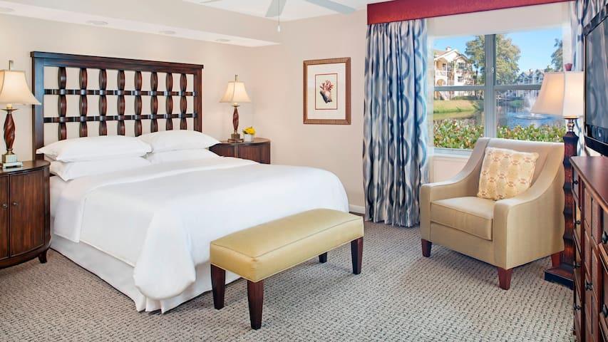 Spacious Villa in Vistana, Orlando - Orlando - Villa