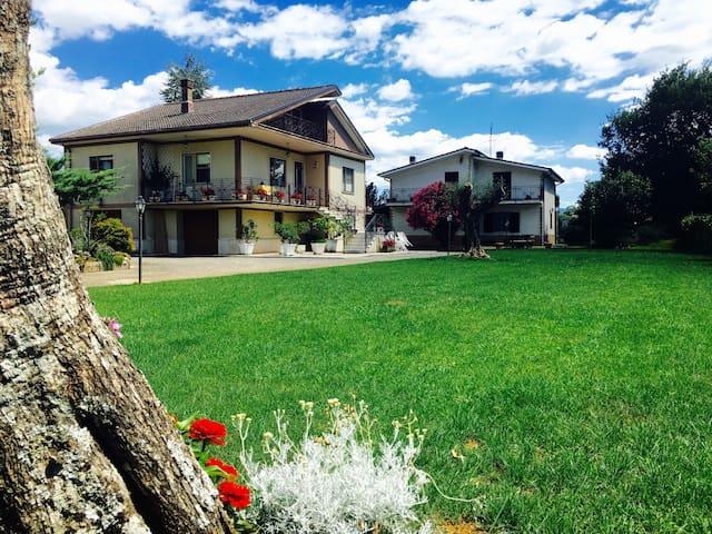 Villa indipendente arredata Alvito - Alvito - Appartement