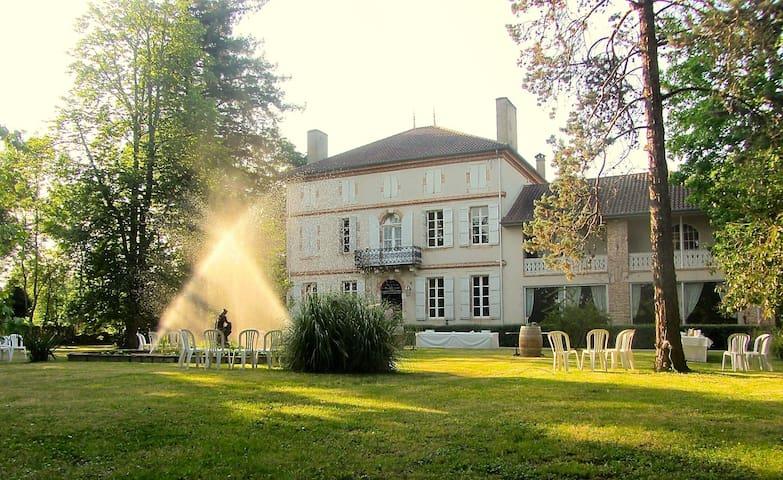 Domaine de Bellevue - Lamagistère - Huis