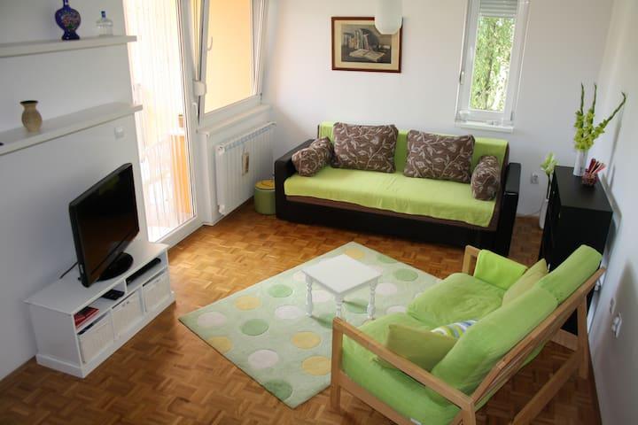 Petra - Vukovar - Apartamento