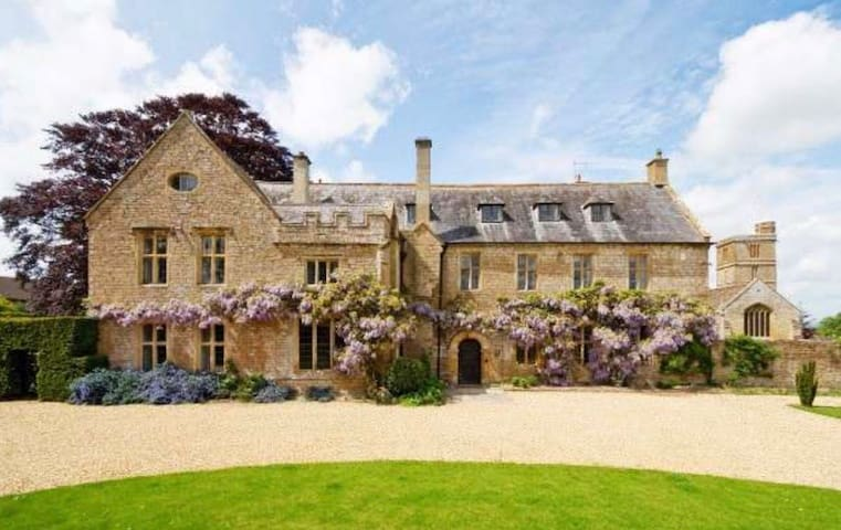 Glorious historic house with hot tub - Tintinhull - Hus