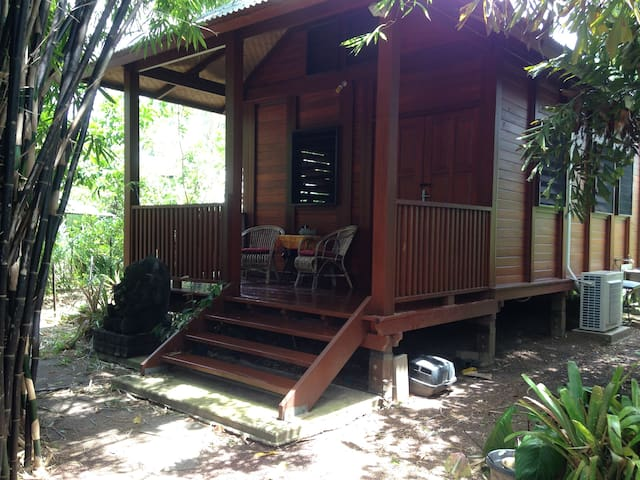 Darwin Balinese Cottage - Rapid Creek - Zomerhuis/Cottage