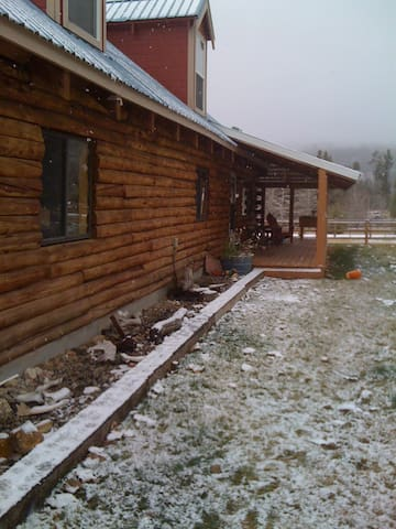 Cascade House/Cabin Retreat - Cascade - Cabaña