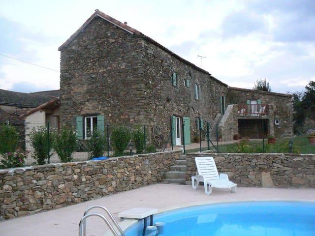 Le Louisou - Montirat - Casa
