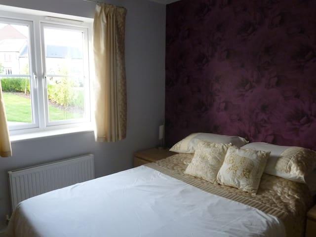 En-suite double in spacious house! - Andover - Maison