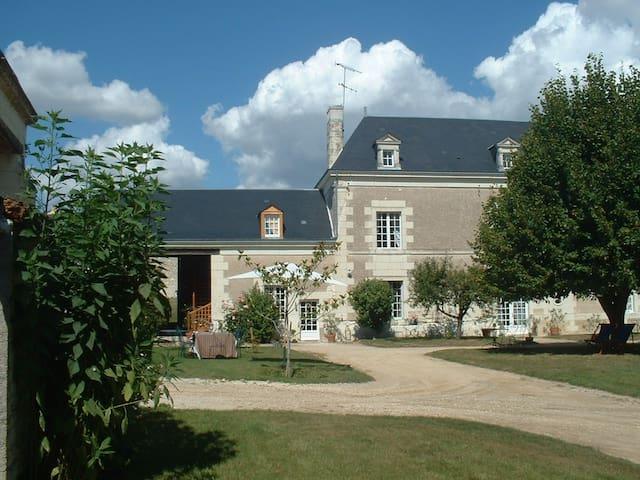 Le Studio du Clos de Ligré, proche Chinon - Ligré - Apartment
