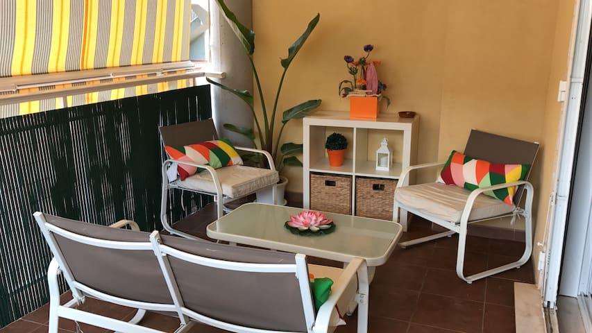 Casa playa con piscina (valencia) - Playa - Leilighet