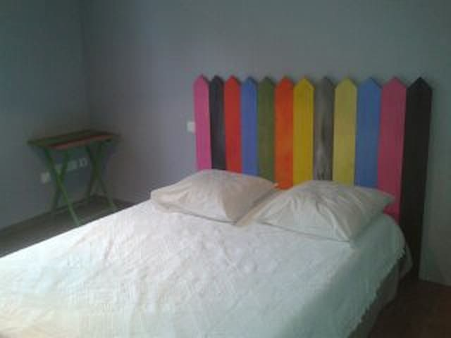 chambre chez l'habitant - Bouloc - Casa