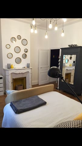 Joli hausmannien - Limoges - Lägenhet