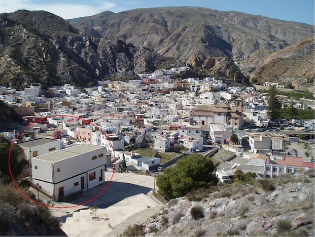 Apartamento rural en Sierra Nevada, la Alpujarra - Alboloduy - Appartement