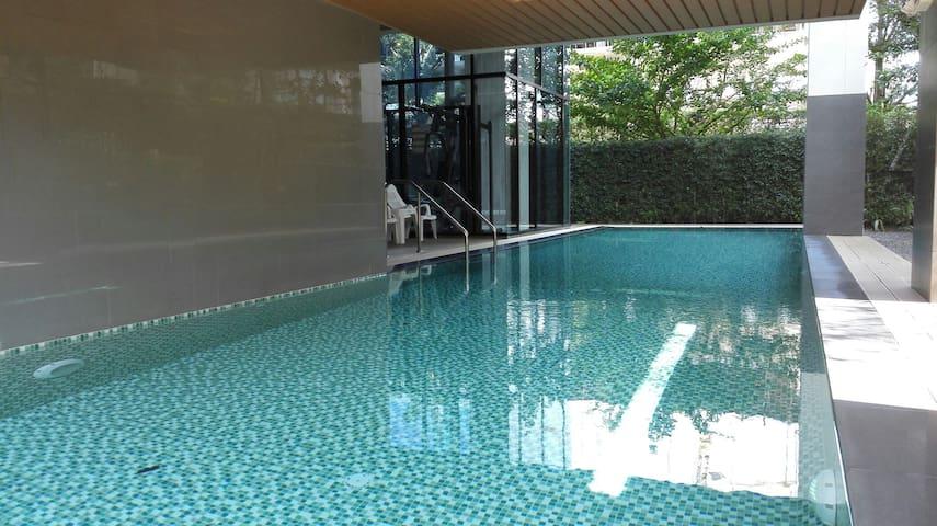 Palm Spring Nimman (Fountain) - Suthep - Appartement