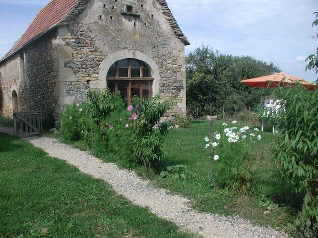 Aveyron West, large country gite.  - Saint Igest - Huis