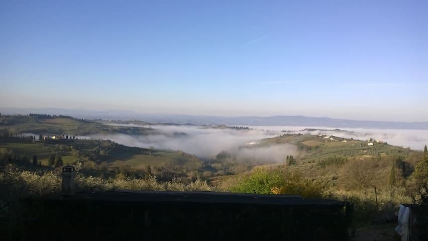 Feel like at home in Chianti - Tavarnelle - Leilighet