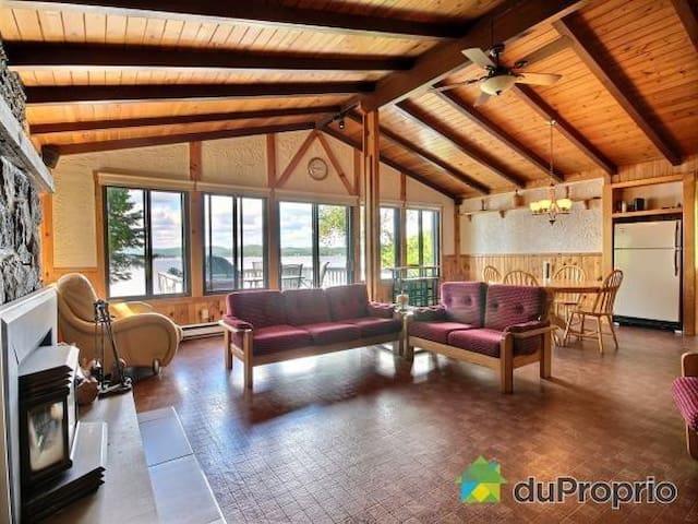 Chalet authentique 1 - Lac-des-Plages - Hytte (i sveitsisk stil)