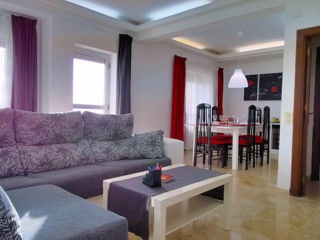 Piso con vistas a 2 min de la playa - Cádiz - Casa