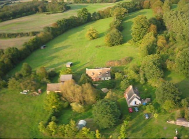 Maison au calme près du mans - Beaufay - Casa