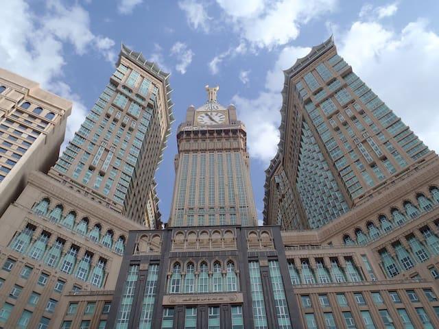 Pullman Zamzam Makkah City View Room (29/1 - 5/2) - Mecca - 分時度假住宿