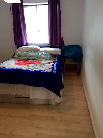 LARGE DOUBLE ROOM IN LOVELY 2BED APART FOR COUPLE - Lontoo