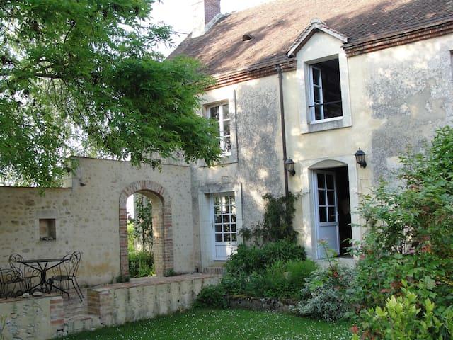 Chambre d'hôtes 1 en un beau jardin - Saint-Fulgent-des-Ormes - Hus
