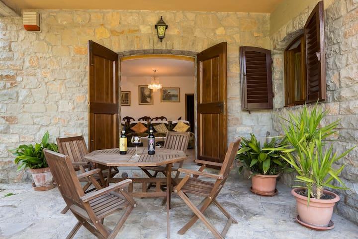 Apartment in Villa - Gaiole In Chianti - Apartament