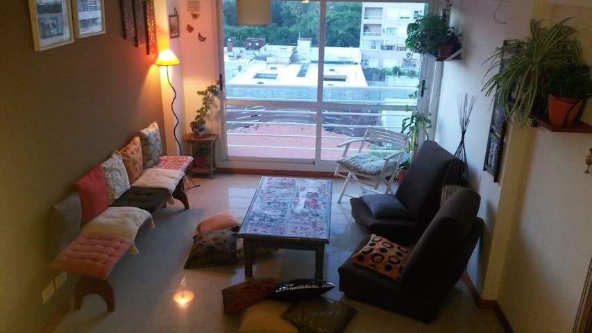 Excelente y Cálido 2 Ambientes. Mucha Luz. - Buenos Aires