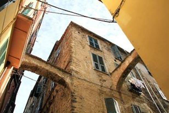 A historic town - Pieve di Teco - Appartement