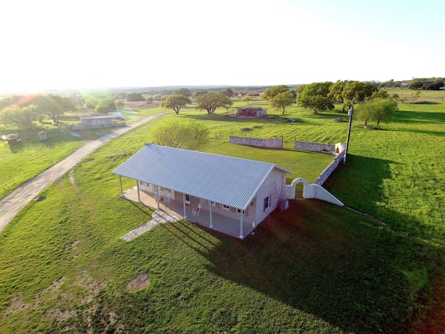 Ranch Guest House - Burnet - Huis