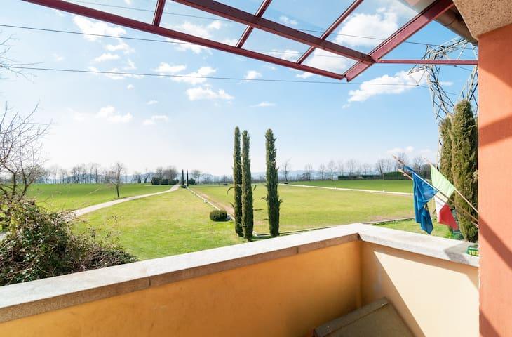 Bilocale al Borgo di Mustonate - Varese - Lägenhet