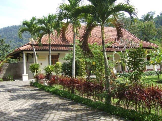 GH Rumah Senang - Huis waar je je prettig voelt - Kalibaru - Lägenhet