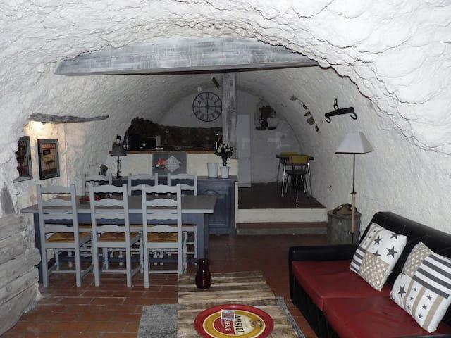 Maison de village - Ribiers - Řadový dům