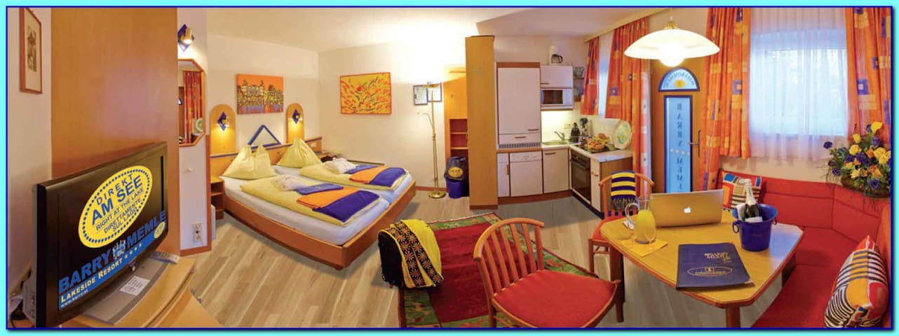 Right at the lake (Apart 2-4) - Velden am Wörthersee - Appartement