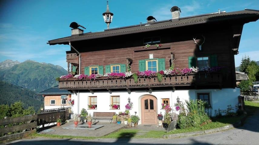 Stefflhof - Charming austrian farmhouse - Mittersill - Bed & Breakfast